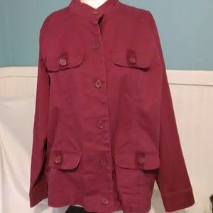 Breckenridge Woman Jacket. Size 1X
